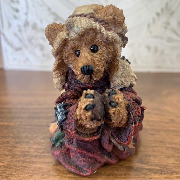 """Boyds Bears """"Theresa as Mary"""""""